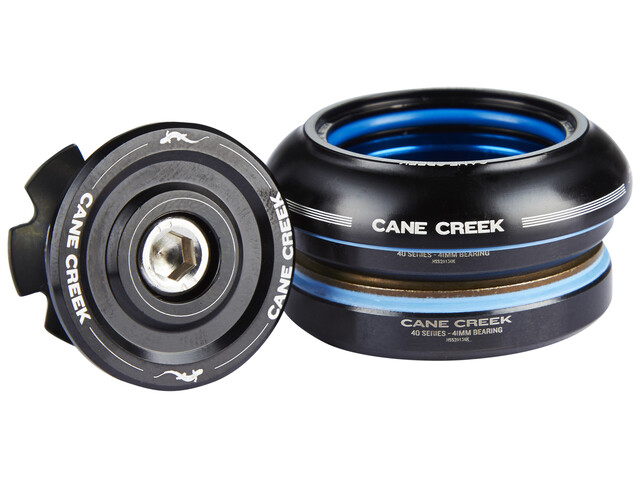 Cane Creek 40 Steuersatz short IS41/28.6 I IS41/30 schwarz
